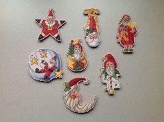cross'n'stitch decorations
