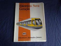 Livros&BD4sale: 4 Sale - Carris - Eléctricos de Nova Geração