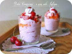 Semifreddo alle Fragole | ricetta | Dolci Creazioni.. tatam