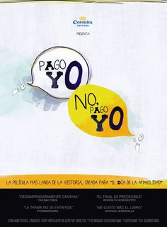 cartel_pagoYo Ui Design, Packaging Design, Ads, Fictional Characters, Spain, Blog, Advertising, Crowns, Gentleness