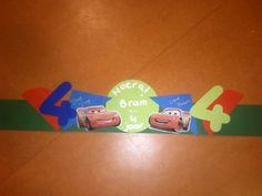 Cars Verjaardagsmuts
