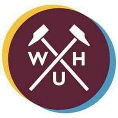 West Ham crest.