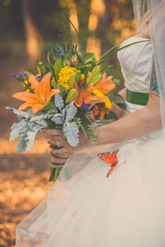 Fairies, Magic and Nature-Inspired Wedding: Keith & Celeste