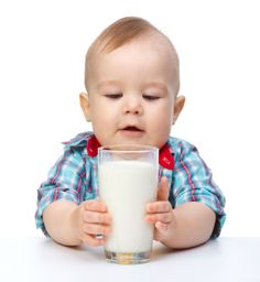 Choosing alternative milks for babies after age 1.