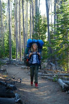 20 miles a day: Reese Witherspoon takes hike in author Cheryl Strayed's boots; long before Wild achieved best-seller status or was chosen by Oprah to reboot book club—months, in fact, before book was even published— Reese Witherspoon requested copy of hiking memoir, read it over weekend, & immediately contacted Strayed to tell her she wanted to make movie version; on December 5, film finally lands on big screen w/ Witherspoon
