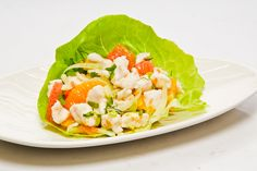 Tequila Ceviche with Citrus & Fennel Salad Recipe by Giada De Laurentiis @gdelaurentiis