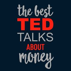 Check out these top 5 TED Talks if you want to learn more about personal finance!