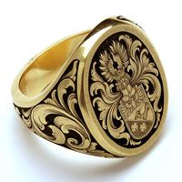 Signet Ring, Sam Alfano