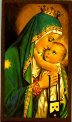 I have always adored religious imagery. Faith is the second strongest emotion you should allow yourself to feel, preceeded only by love. (Our Lady of Mt. Divine Mother, Blessed Mother Mary, Blessed Virgin Mary, Religious Pictures, Religious Icons, Religious Art, Madonna Art, Madonna And Child, Catholic Prayers