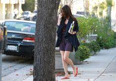 Megan Fox Photos: Megan Fox Leaves Ken Paves Salon