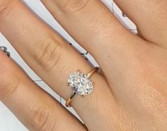 Love the thinness of the band, solitaire oval diamond