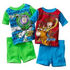 Disney/Pixar Toy Story Toddler Pajama Set.