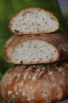 White Plate: O chlebie. Bread Recipes, Baking Recipes, Polish Recipes, Polish Food, Bread Rolls, Holiday Desserts, Bakery, Food And Drink, Kitchens