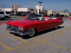 1959 Cadillac 62 Series Convertible