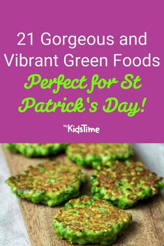 21 Gorgeous and Vibrant Green Foods for St Patrick's Day Green Cupcake Image, Green Velvet Cake, Super Green Smoothie, Green Foods, Mint Chocolate Chip Cookies, Super Healthy Kids, St Patricks Day Food, Veggie Omelette, Super Greens