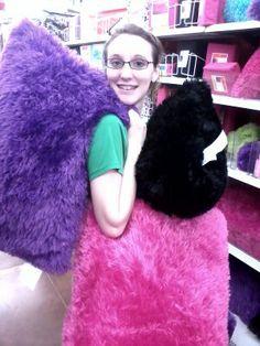 pillow shopping