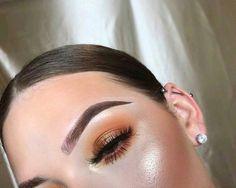 Maquiagem iluminada | pinterest ↠ @dessrosa