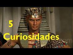 5 Curiosidades sobre Ramses II. El mas Grande Faraon de Egipto. - YouTube
