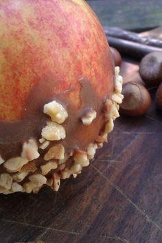 Haselnussige Herbstäpfel