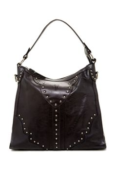 Vintage Stud Hobo by Frye on  HauteLook Budget Fashion, Casual Chic Style,  Dressed 7c002f7a8d