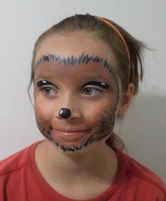 Hedgehog makeup