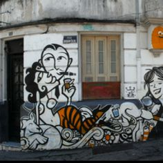"""Jazz"" Rio Graffiti -  I'm traveling the world shooting graffiti. After my first book UPRISING www.uprisingmovements.com comes out I'm thinking a new book on global graffiti."