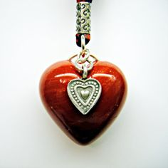 A Scottish Valentine. Designed and made by Shoogly Beads and sold on Etsy.