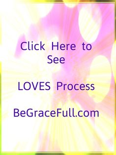 LOVES  Process  Click the link to see LOVES Process:  http://www.begracefull.com/loves-process/