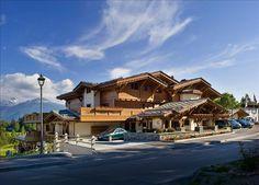 Hotel Guarda Golf -Crans-Sur-Sierre, Switzerland