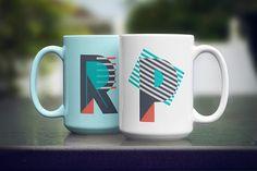 Mug 15 oz Mockup by dennysmockups on @creativemarket