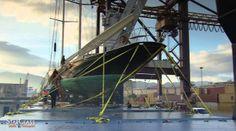 Starclass Yacht Transport | Advise | Booking | Partner/Broker | Transport