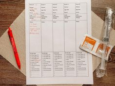 Nursing Planner, Med Surg Nursing, Vital Signs, Rn Nurse, Printer Paper, Nursing Students, Nurse Gifts, Brain, Printables