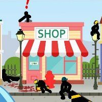 Kill! Kill! Street Level is a violent stick game where you have to murder everyone. Play Kill! Kill! Street Level on Monster Games.