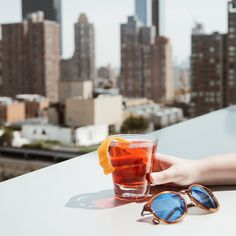 Going up, please. Rooftop season has officially arrived