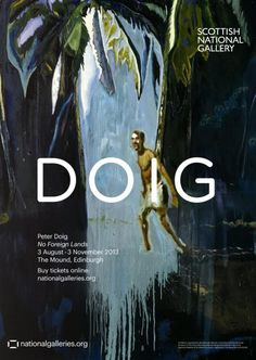 The Post-Impressionist-inspired elements of 'Milky Way' are some of the aspects that make it such a remarkable painting. Chelsea School Of Art, Peter Doig, Art Exhibition Posters, Online Posters, Buy Tickets, Milky Way, Impressionist, Contemporary Art, This Is Us