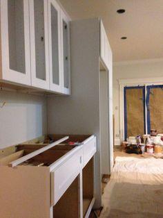 Plenty of storage in this kitchen