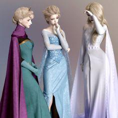 Elsa Frozen, Disney Frozen Elsa, Disney Princess, Arte Disney, Disney Fan Art, Disney Memes, Disney Cartoons, Disney Crossovers, Disney And Dreamworks
