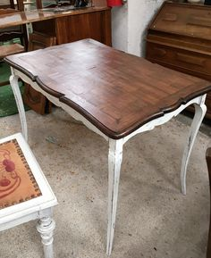 20355.8 PETITE TABLE BUREAU 120€