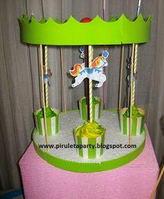 piruletaparty: MESA DULCE FERIA cupcakes