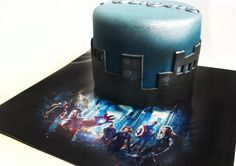 Avengers @ Oh My Cake