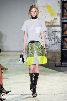 Proenza Schouler Spring 2013 Ready-to-Wear Collection