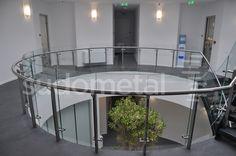 Balustrada Sediu Secom Bucuresti