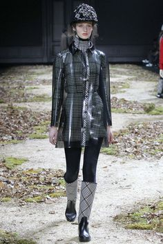 Moncler Gamme Rouge, Look #18