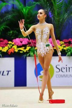 Margarita Mamun Ribbon - Rhythmic Gymnastics