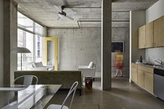 Urban Interior Apartment