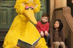 BuzzCanada: 45th Anniversary Of Sesame Street