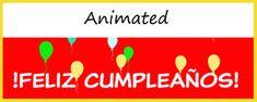 Animated Google Classroom Headers (¡Feliz Cumpleaños!) for Distance Learning