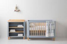 Incy Interiors Teeny Change Table - Dove Grey #nursery #nurseryfurniture #oliverthomas #incyinteriors #cot #babybed #baby #nurserystyling #scandi #scandiinspo