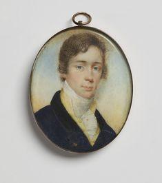 Portrait of Titian Ramsay Peale II (1799 - 1885)