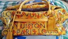 Pre Owned Louis Vuitton Bag on Ebay $399.